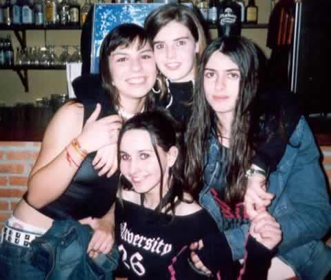 Chicas de Llanes 4