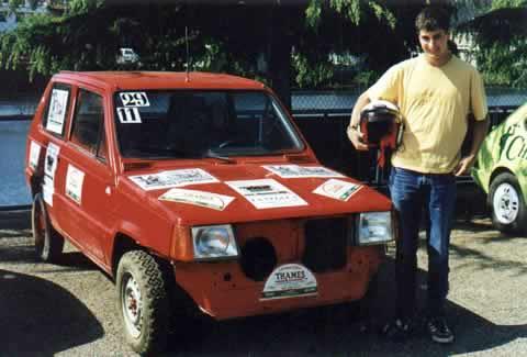 Vuelve el terror al Rallye Villa de Llanes