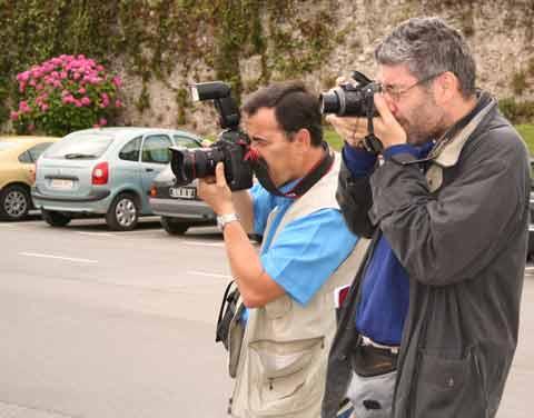 Los fotógrafos de Llanes