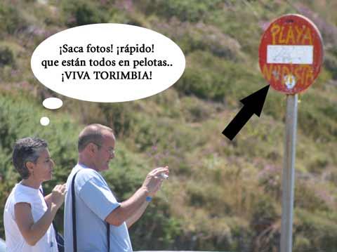 Todos a Torimbia
