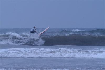 Surf en San Antolín