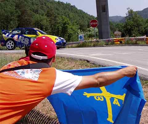 Dani Cue y Jordi Zurita, primeros en el Campeonato de Rallyes de Cataluña